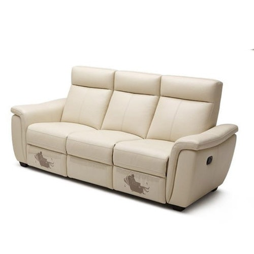 Paraguay 3 Seater Reclining Sofa With 2 X Single Recliners